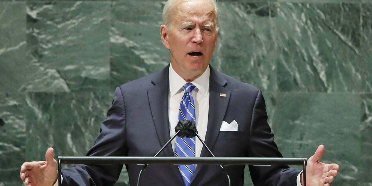 Biden's Bombs Big at UN