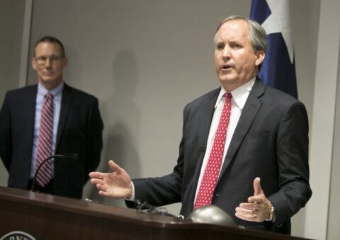 Texas Attorney General Sues White House Over Immigration Policy