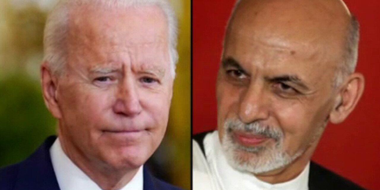 Biden's BIG LIES about Afghanistan