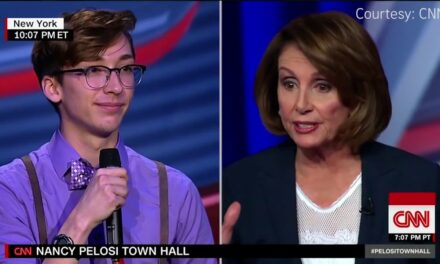 Nancy Pelosi Rejects Capitalism, says it 'Must be Improved'