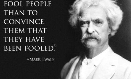 Democrats relying on public ignorance