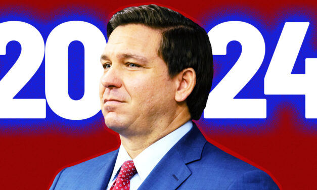 Who will be the GOP candidate in 2024?