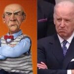 Biden is the dummy that spews the ventriloquist's lies