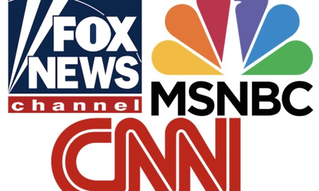 FOX leads in cable news ratings … big time