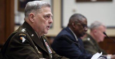 Lie Fest Continues, Generals put the lies to Biden … but the news media still lies