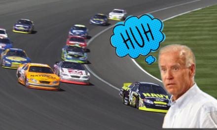 Expletives Hurled at Biden at NASCAR Event