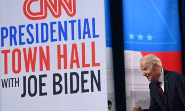 CNN's Biden town hall meeting was a fraud