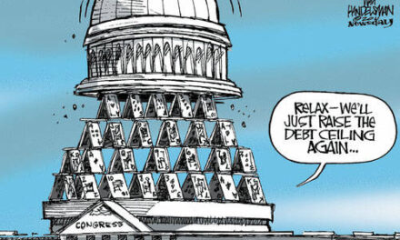 Debt ceiling fight is an old movie